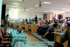 Seminar Akuntansi Sektor Publik